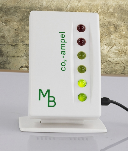 CO2 Ampel MB6