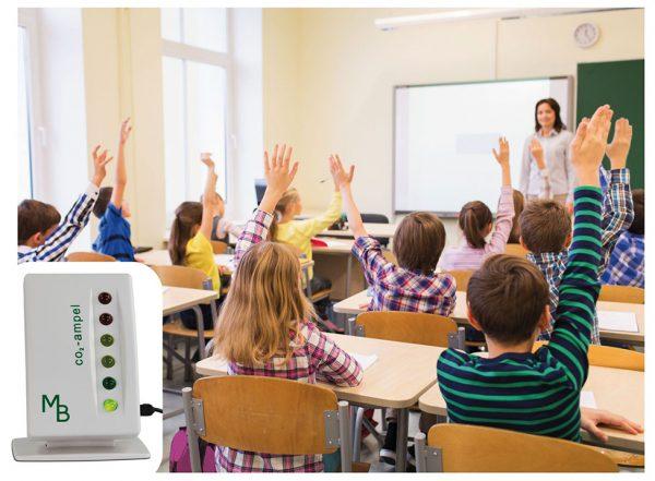 CO2 Ampel im Klassenzimmer